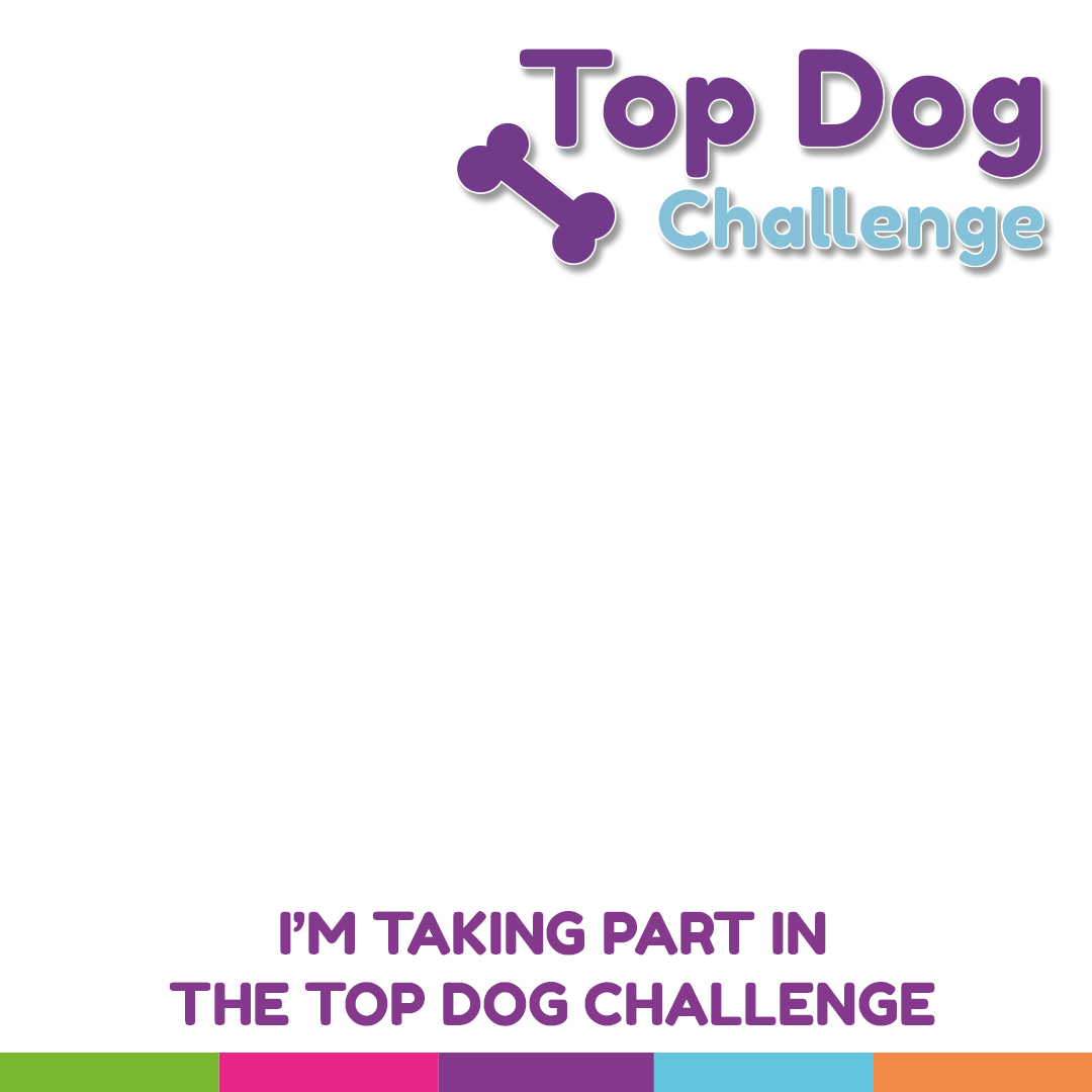 Top Dog - Overlay for Social Media